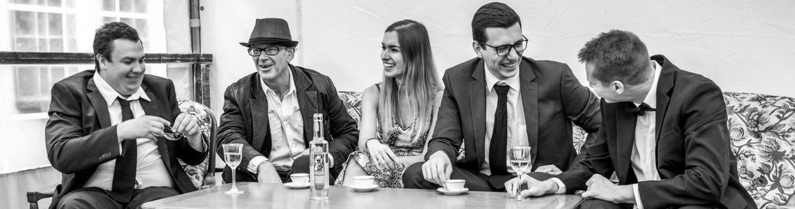 Band Iris' Coffeeshop Hochzeitsband Steiermark Coverband Maturaball