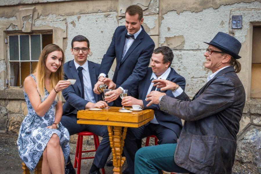 Hochzeitsband-Steiermark